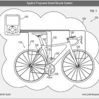 Apple smart bicycle system