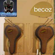 """Becoz"" la risposta ecologica di Selle Royal"