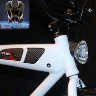 """Biciclette elettriche stile """"cruiser"""" da Italjet Bologna"""