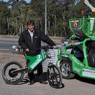 E-Bike Guinness World Record in Australia