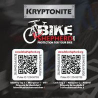 """Kryptonite e Bike Shepherd"" proteggono la tua bici!"