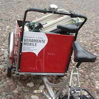 Cargo Bike a Ferrara, Progetto Europeo Cycle Logistics