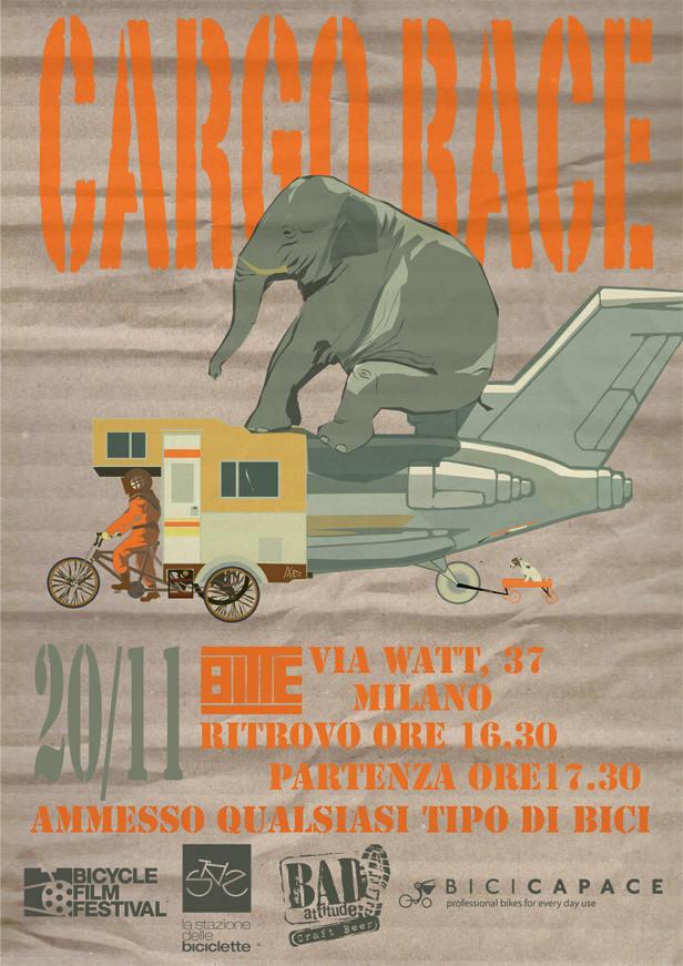 Cargo Race 2011 Milano