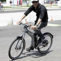 Urbancycling prova su strada la Smart ebike