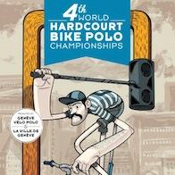 4th World Hardcourt Bike Polo Championship Geneve