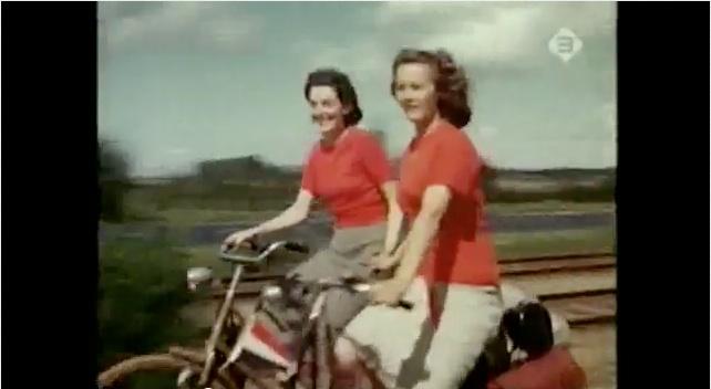 Il ciclismo in Olanda nel 1950