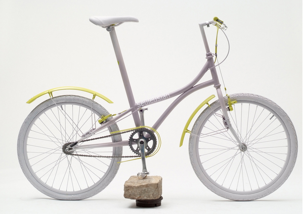 Felix Urban Bicycle, dalla Francia