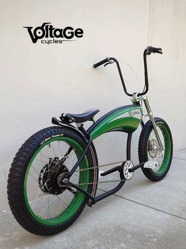 green machine bike shop
