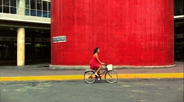 In bici per Caracas