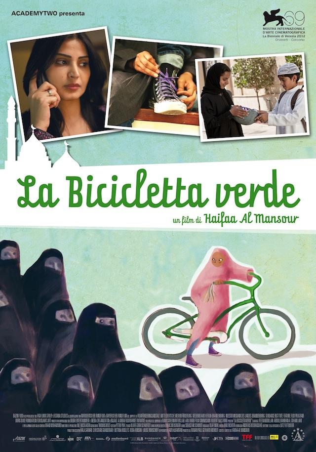 La Bicicletta verde, un film di Haifaa Al-Mansour