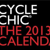 Cycle Chic Calendar 2013