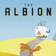 The Albion, bmx online magazine