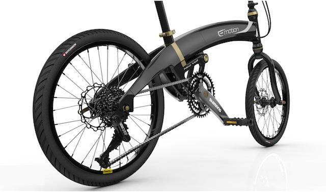 Neo Volt, bicicletta pieghevole elettrica