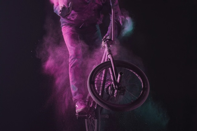 """Dust"", BMX e creativita'. Welded Studio x Vans"