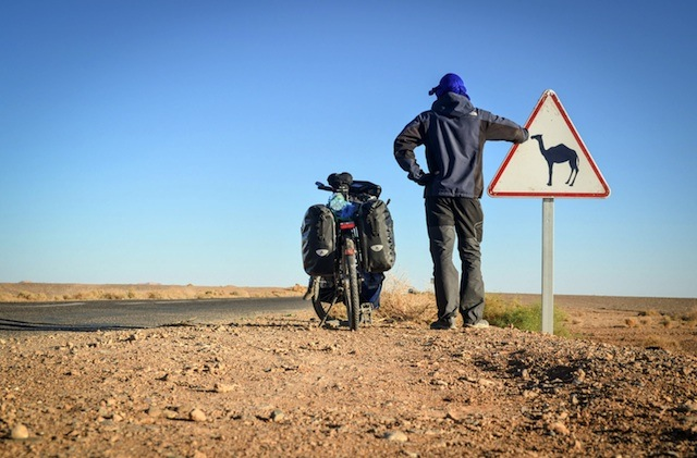 Bici in Marocco, attraverso la catena dell'Atlante