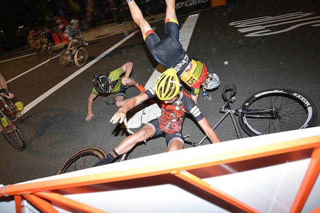 Red Hook Crit Navy Yard, Brooklyn – Crash!