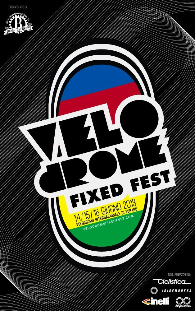 Velodrome Fixed Fest, a Forano RI