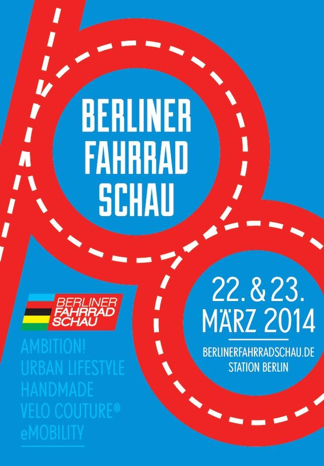Berliner Fahrrad Schau 2014