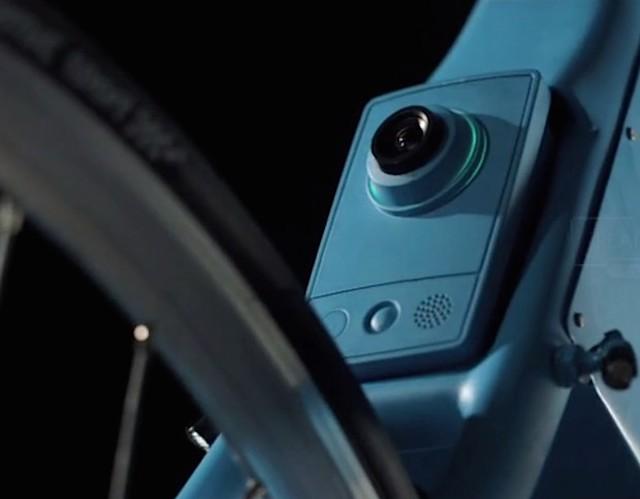 Samsung predstavil koncept inteligentného bicykla