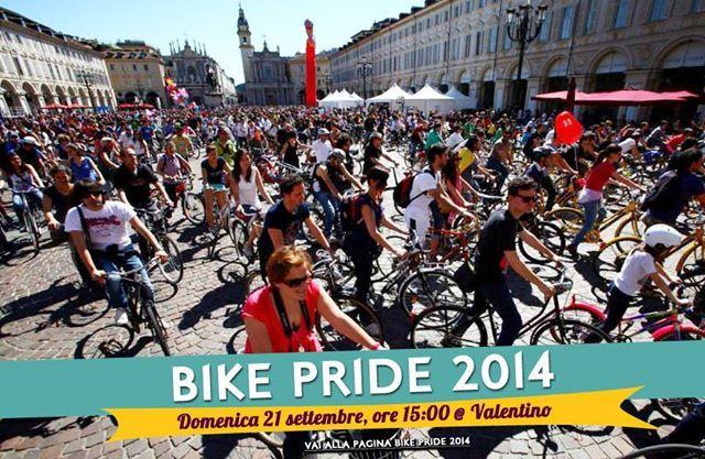 Bike Pride 2014 a Torino