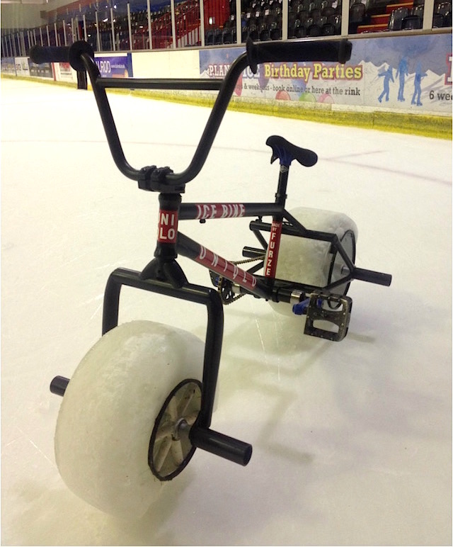 The Ice Bike by Colin Furze