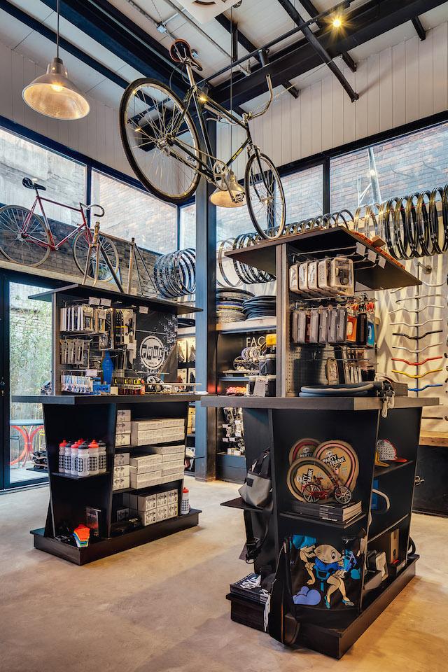 Cool Bike Shops Factory Five Shanghai Urbancycling It