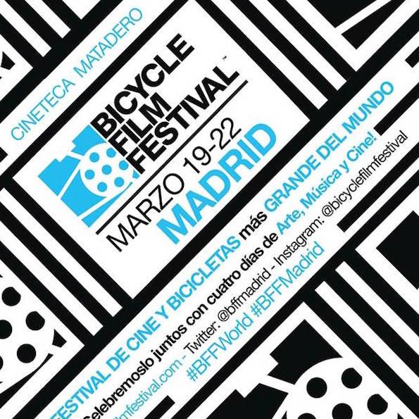 Bicycle Film Festival. Madrid 2015