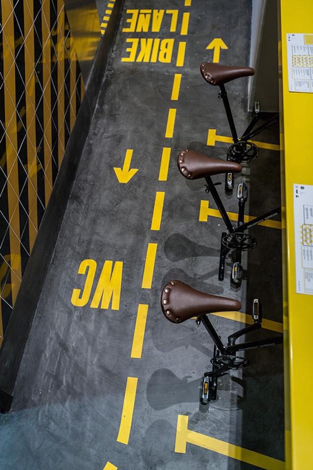 Cool Bike Shops. Ham on Wheels
