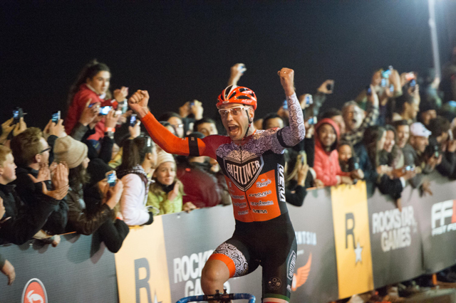 Red Hook Crit 2015. Brooklyn
