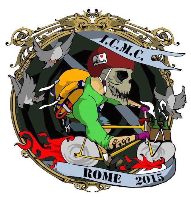 Icmc2015Rome. Italian Cycle Messenger Championship