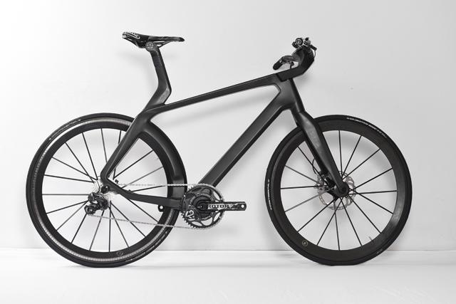 E-Bike Velocité am 25.08.2014 bei CarboFibretec in Friedrichshafen