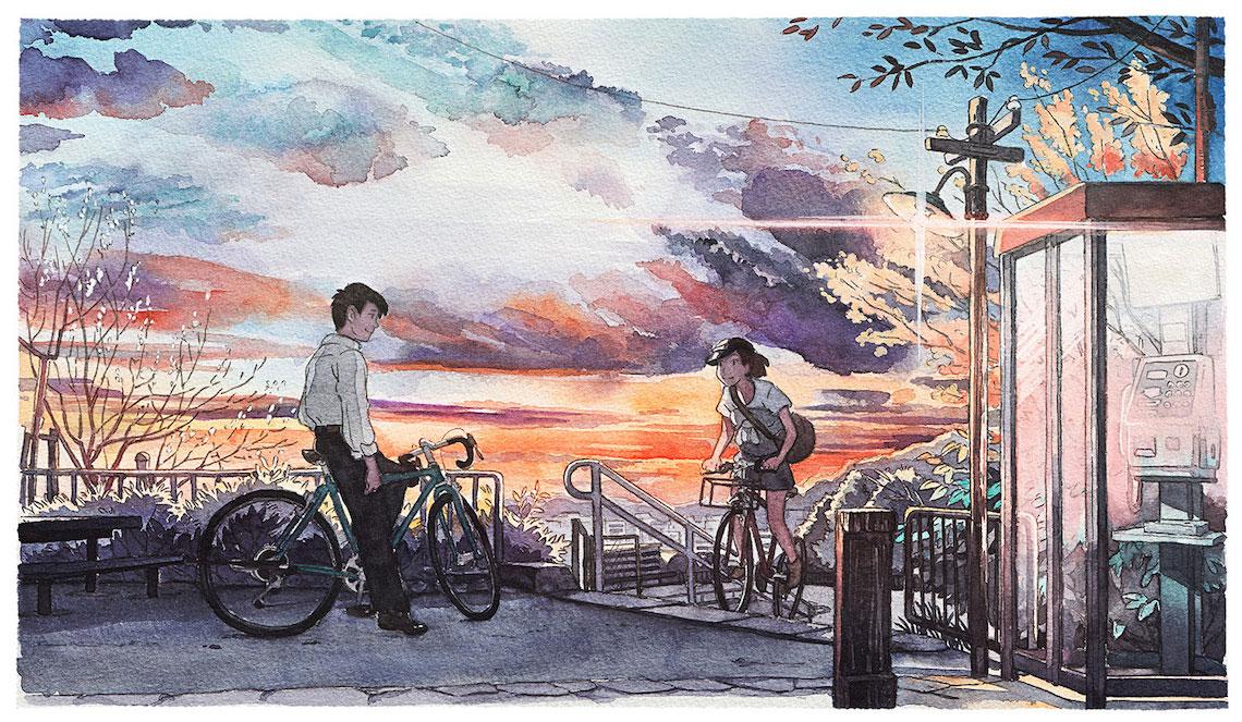 Mateusz Urbanowicz BicycleBoy illustration series_urbancycling_10