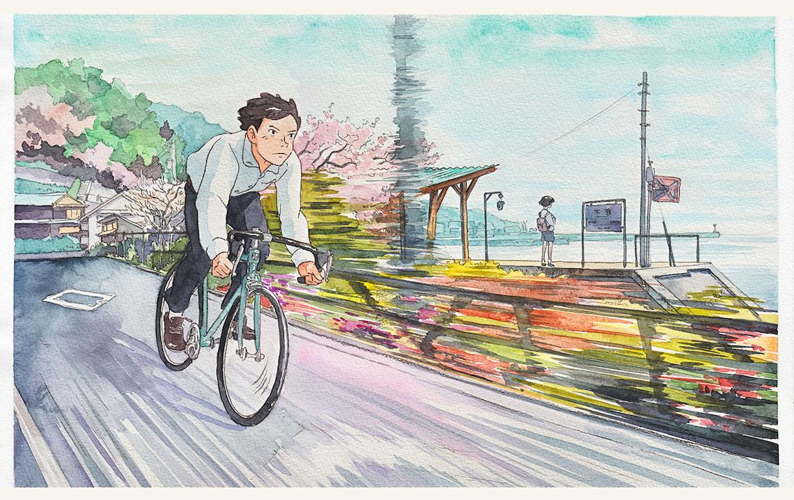 Mateusz Urbanowicz BicycleBoy illustration series_urbancycling_4