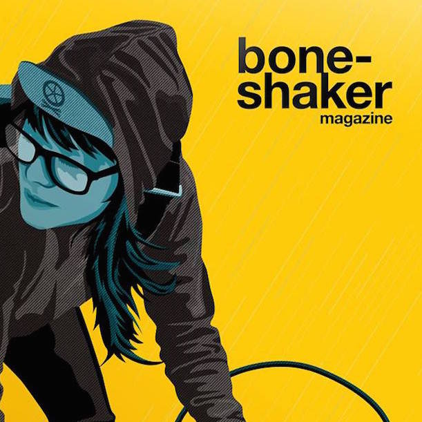 Bone-Shaker Magazine n.16