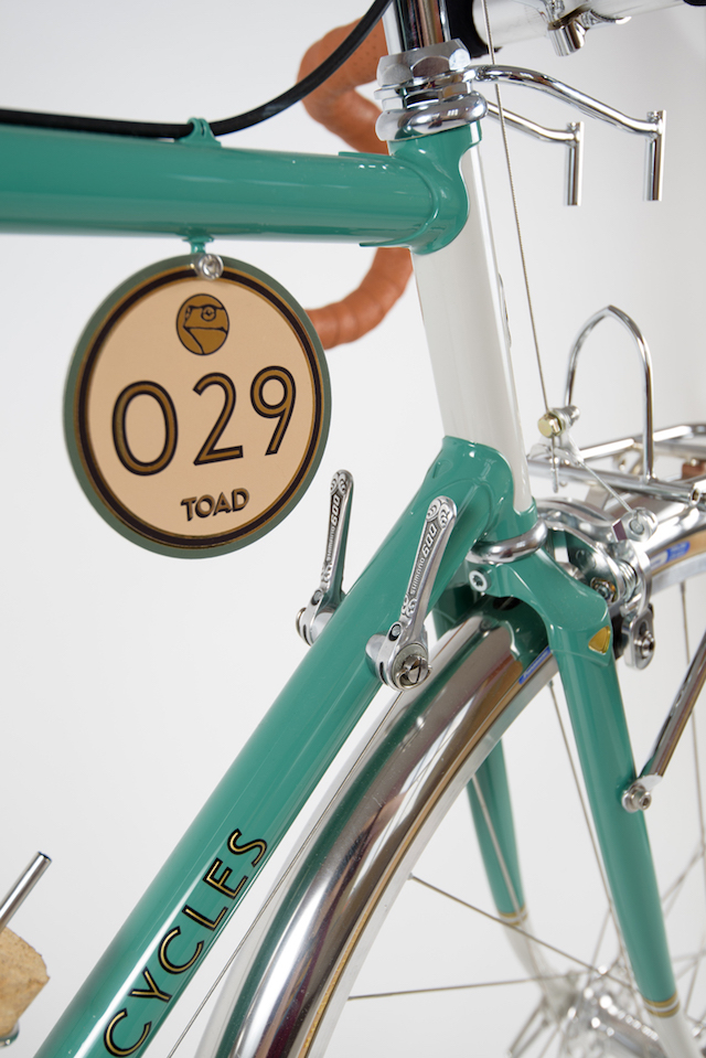 Classic Lugged Light Tourer. By Toad