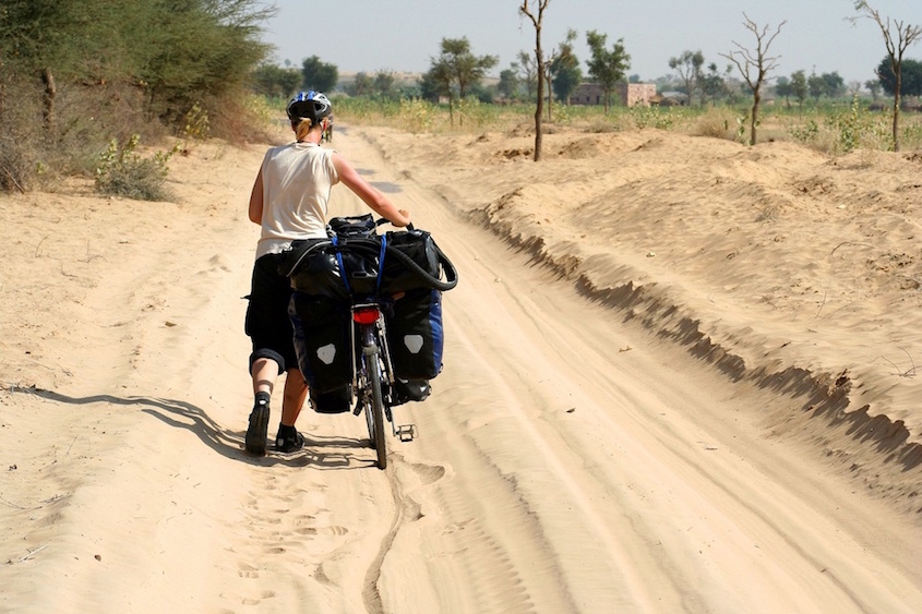 Around the World by Bike