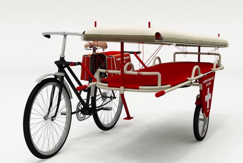 Bici-Ambulanza_Flamingo_1