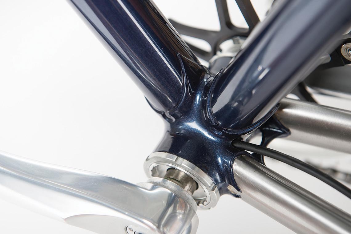 Victoire Cycles Randonneuse. Bici da turismo al top