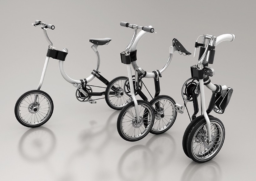 Somerset Folding Bike