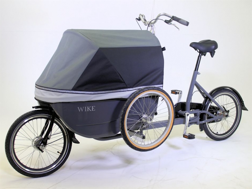 The Frog Courier Bicycle
