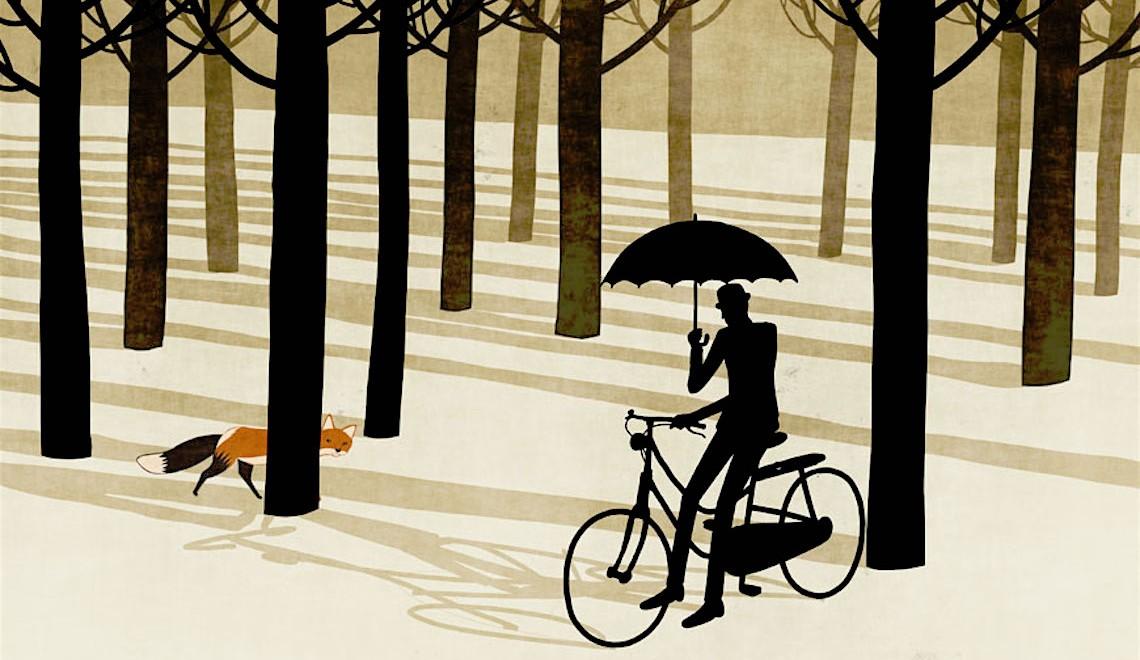 Toni Demuro. Illustrazioni e qualche bici…
