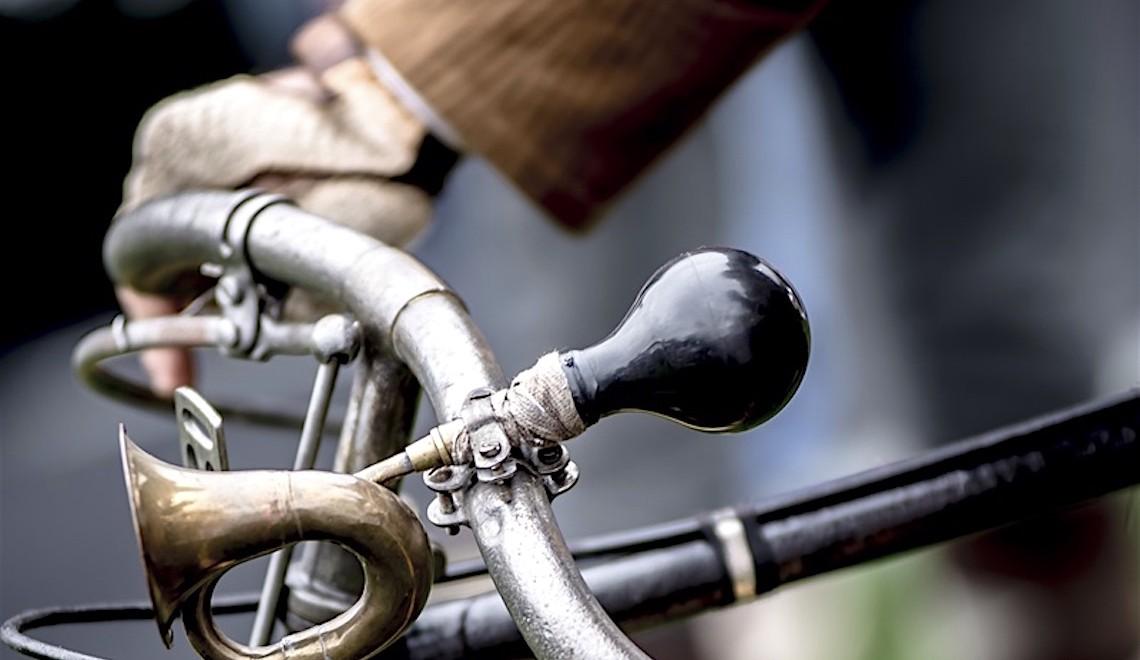 Tweed Ride Roma 2106. La Dolce Vita