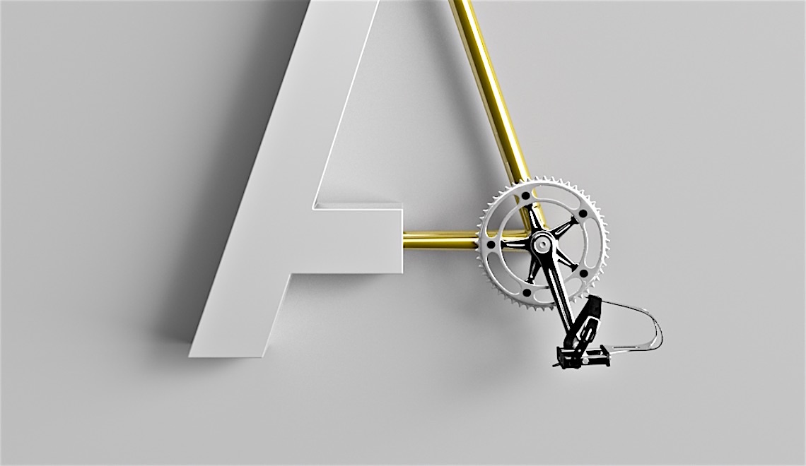 Type. Cycle Typeface by Marcel Piekarski