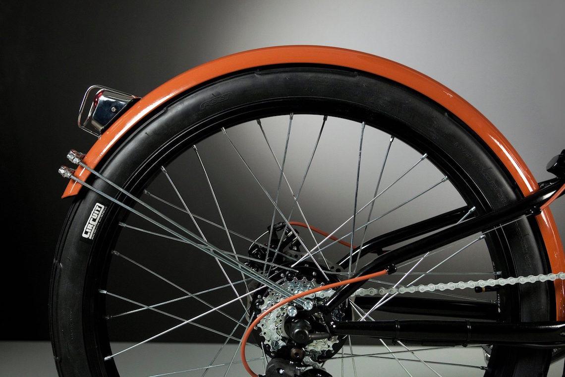 Agnelli Milano Bici. Retrò a regola d'arte