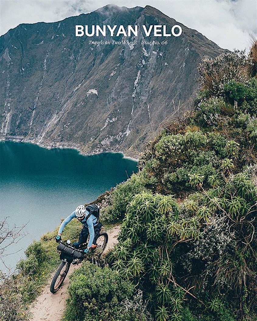 Bunyan Velo magazine