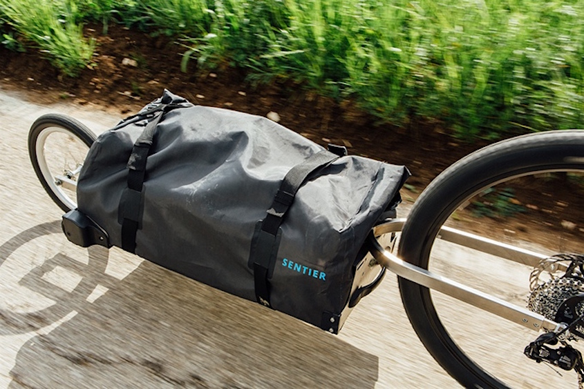 Sentier Bike Trolley urbancycling