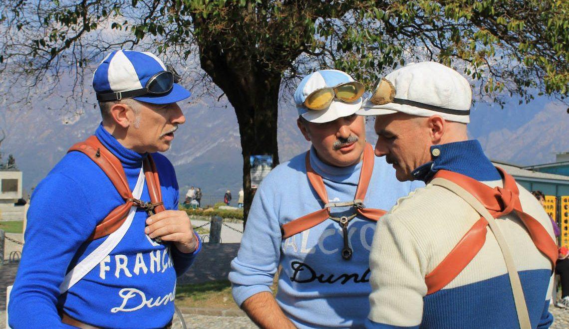 La Ghisallo. Ciclostorica della Lombardia