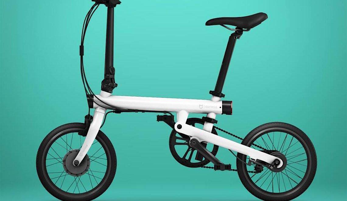 Mi QiCYCLE Electric Folding Bike_Xiaomi_urbancyclin