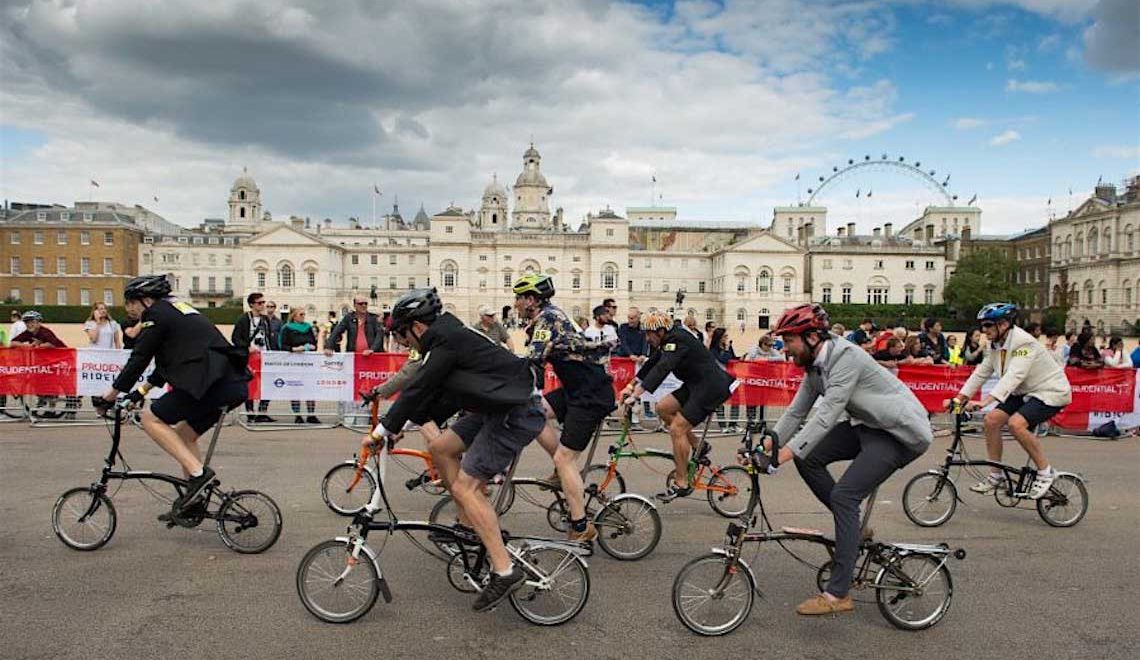 Brompton World Championship London_2016_urbancycling