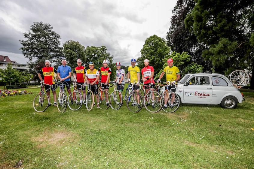 Eroica Limburg ciclostorica